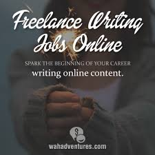 online writing jobs for beginners