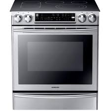 Professional Electric Ranges For The Home Double Oven Electric Ranges Electric Ranges The Home Depot