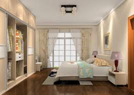 Simple Interior Design For Bedroom Top Interior Design For Bedroom Wardrobe With Bedrooms Interior