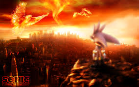 Sonic The Hedgehog Wallpaper For Bedrooms 21 Silver The Hedgehog Hd Wallpapers Backgrounds Wallpaper Abyss
