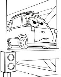Small Picture Cars 2 Printable Coloring Pages cars 2 suzuki escudo printable