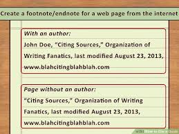 Citing A Quote Awesome 48 Easy Ways To Cite A Quote With Pictures WikiHow