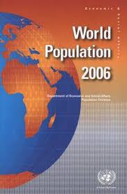 World Population 2006 Wall Chart Shop Un Org Official
