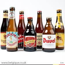belgian beers 7pack gift