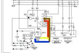 goodman electric heater wiring diagram wiring diagram janitrol heat pump thermostat wiring image about