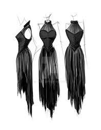 Fashion Design Prom Dress By Abueg On Deviantart