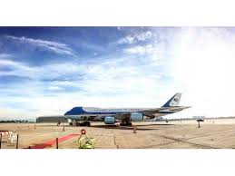 president departs from moffett field after bay area visit