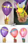 Поделки своими руками из воздушных шаров и