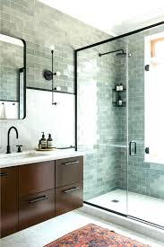 Glass Tile Bathroom Designs Interesting Design