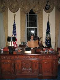 west wing oval office. West Wing Set Of The Oval Office! 🙂. President Office