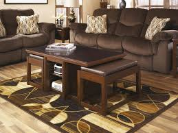 Area Of Trends Coffee Table With Ottomans Underneath Editeestrela Design Tables  Seating, Along With Coffee Tables With Seating Underneath