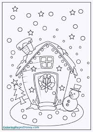 Simple Coloring Page House With Haunted Pages For Kids 12 Of Scooby