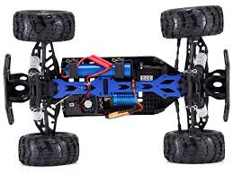 caldera 10e 1 10 scale brushless truck