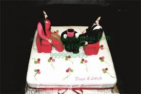 Send Engagement Couple Cake To Gurugram Online Buy Engagement