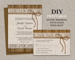 rustic wedding invitation with rsvp card printable burlap and Wedding Invitations With Rsvp Cards Attached rustic wedding invitation with rsvp card printable burlap and lace wedding invitation with response card burlap wedding burlap wedding wedding invitations with rsvp cards attached