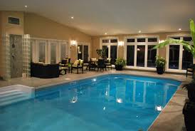Home With Indoor Pool Ecellent If Its Time To Simply Put Your Feet Up The  Peacefulness ...