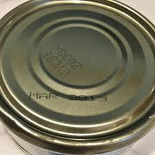 Canned Food Expiration Dates Chart How To Know If Canned Food Is Safe Past Best Before Date