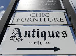 Canton s Antiques Street Draws Growing Constellation