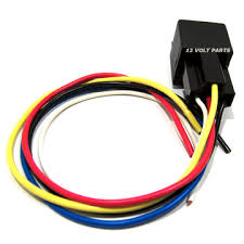 12v 12 volt 30 40a spdt 5 pin automotive relay wire socket 12 volt automotive relay wiring harness and socket