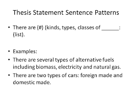 division classification essays a complex topic is broken into 10 thesis statement