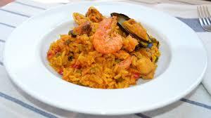 Easy Homemade Seafood Rice Recipe ...