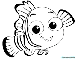Finding Nemo Coloring Pages Disney Coloring Pages Nemo Coloring