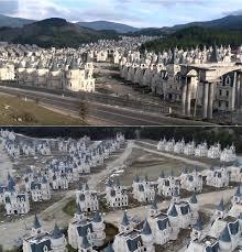 This Isn't a Future Disney Theme Park, Just the Burj al Babas Dream Castle  Ghost Town in Turkey – TechEBlog