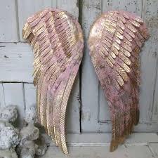 angel wings wall angel wall decor luxury painted angel wings wall decor pink and gold metal angel wings wall