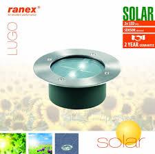 Solar Grondspot Good Promoties Led Solar Grondspot Huismerk