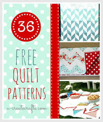 Free Quilt Patterns Awesome 48 Beautiful Free Quilt Patterns U Create