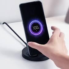<b>Xiaomi</b> 20w vertical <b>wireless charger</b> flash charging <b>stand</b> holder ...