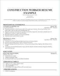 Carpenter Resume Template Wonderful Sample Carpenter Resume Resume Samples Examples Examples Of Resumes