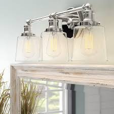 Wayfair Bathroom Light Fixtures Sabbagh 3 Light Vanity Light Jos King House In 2019