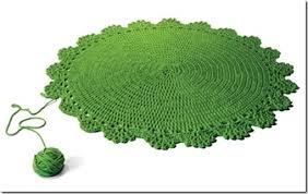 crochet area rag rugs