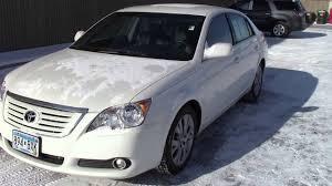 2008 Toyota Avalon Touring Edition - YouTube