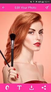 face makeup cam editor apk screenshot