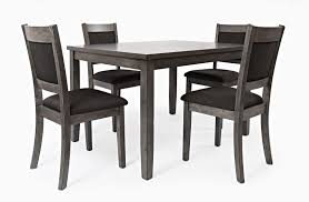 Braden 5 Piece Dining Set Includes Dining Table And 4 Chairs