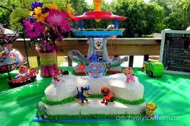paw patrol birthday cake idea resize=700 464