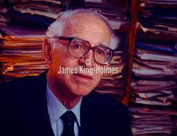 SciTech Image Library   Professor Sir Aaron Klug