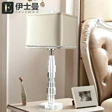 Crystal Table Lamps For Bedroom Ideas Crystal Table Lamps For Bedroom Or  Modern Minimalist Living Room . Crystal Table Lamps For Bedroom ...
