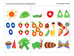 New Australian Curriculum Foundation Level Unit The Very Hungry ...