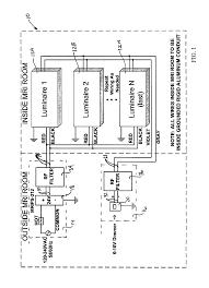patent us mri room led lighting system patents patent drawing