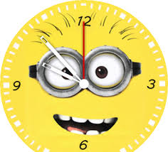 Minions watch face preview