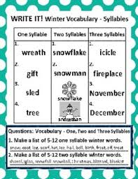 The Winter Season Chart Graphing Activity Follow Up Activity With Answer Key