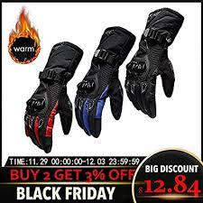 Mdder New winter <b>motorcycle</b> gloves waterproof warm <b>four seasons</b> ...