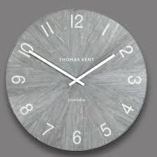 thomas kent 30 wharf wall clock