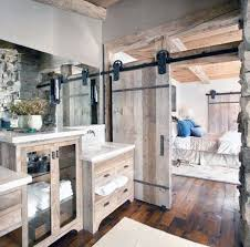 Rustic Bathroom Design Interesting Decorating Ideas