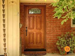 Decorating fiberglass entry doors : Front Doors : Front Door Ideas Fiberglass Front Doors Vs Wood Home ...