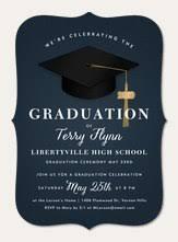 commencement invitations graduation invitations simply to impress