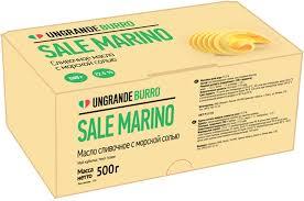 "<b>Масло</b> Sale Marino ""<b>Unagrande</b> Burro"", 72,5%, 500 гр — купить в ..."